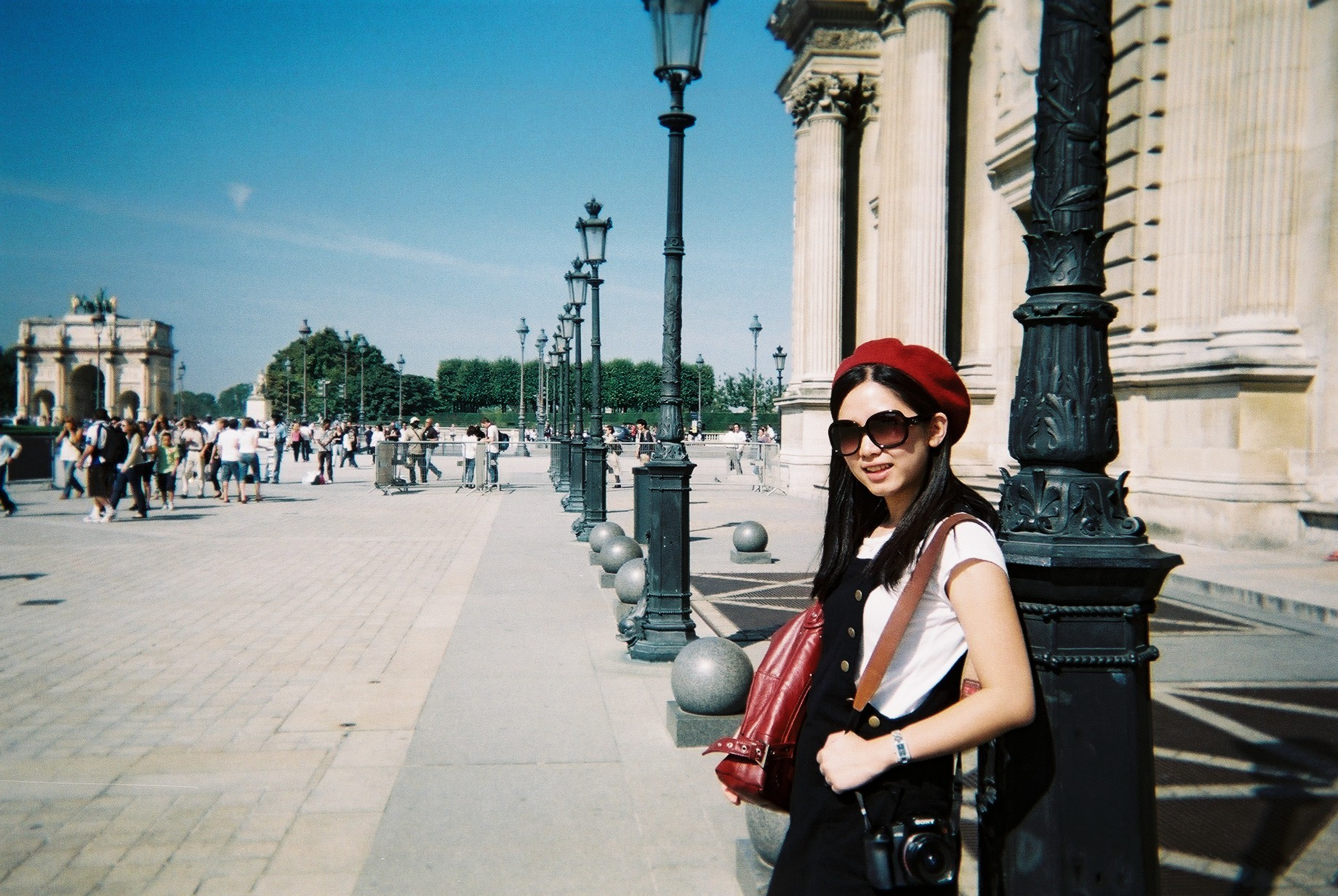 Paris photos with a disposable camera | escape with style Pictures