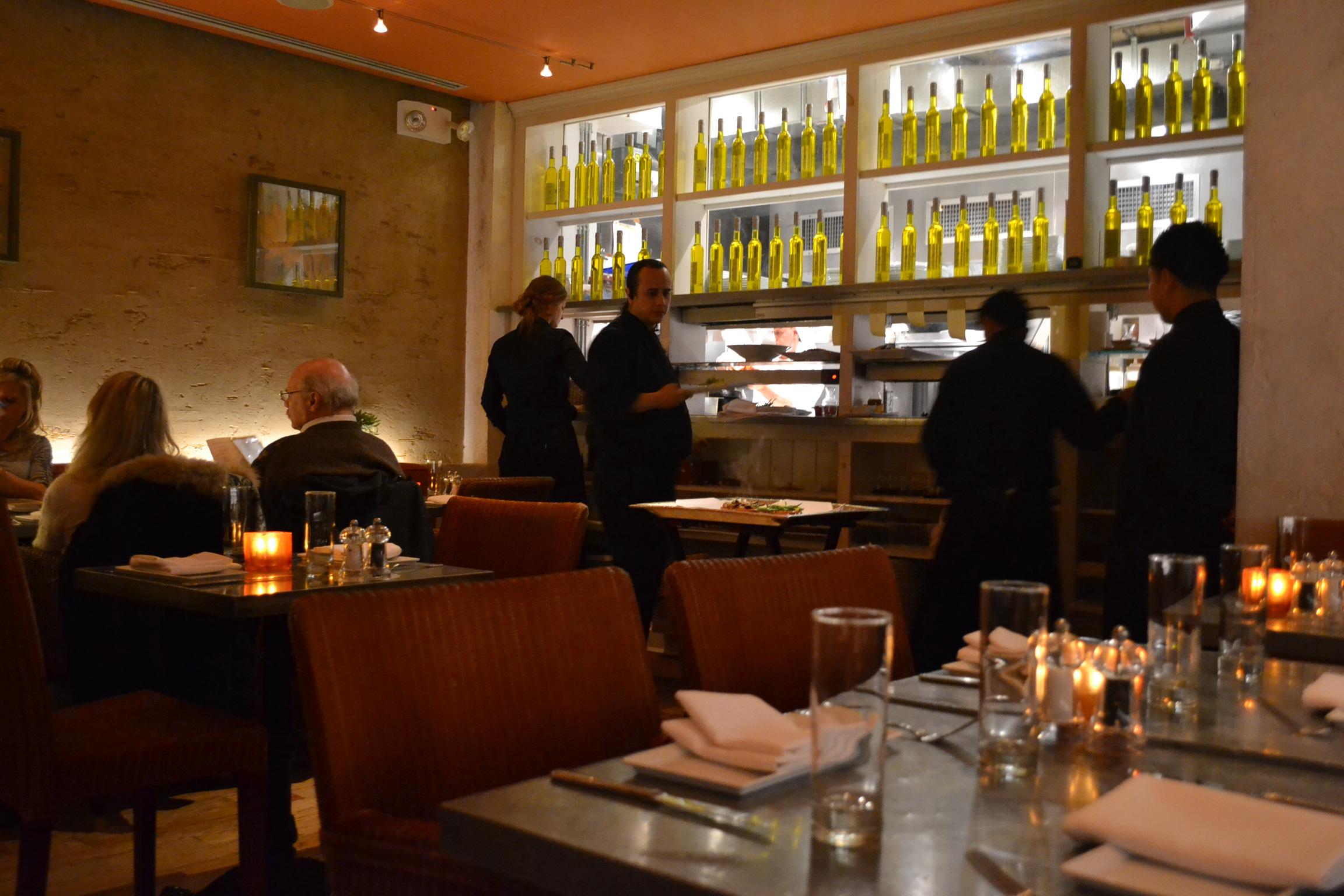 Olive Restaurant Nyc
