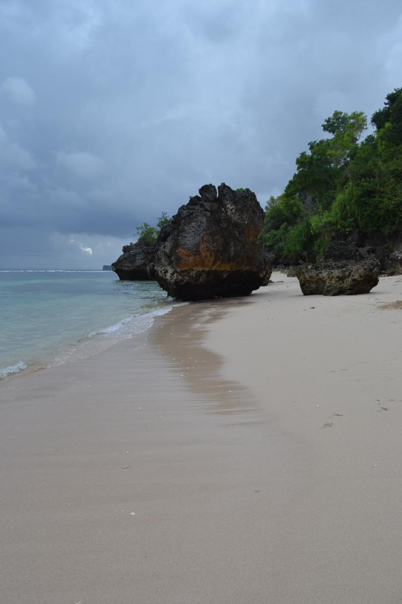 padang padang beach in photos bali indonesia escape