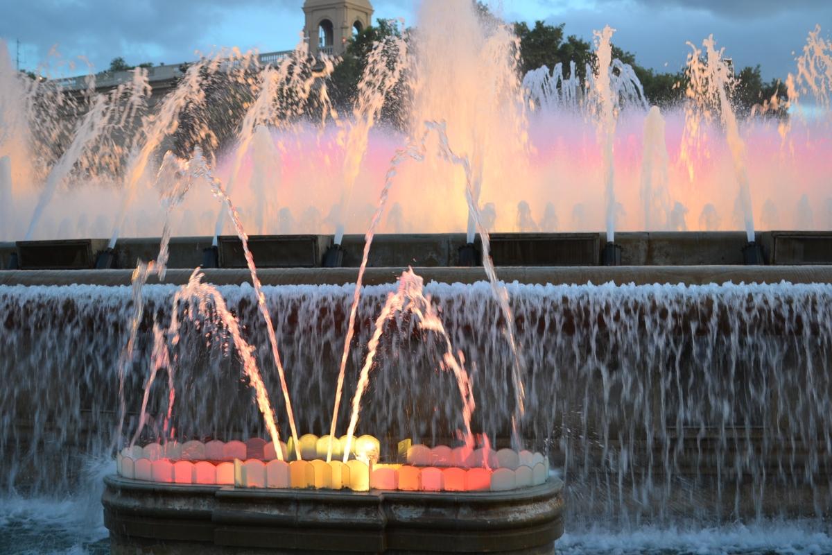 Magic Fountain of Mont...